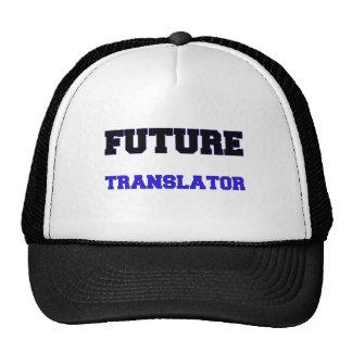 Traductor futuro gorra