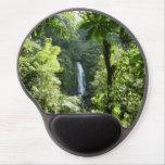 Trafalgar Falls Tropical Rainforest Photography Gel Mouse Pad