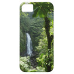 Trafalgar Falls Tropical Rainforest Photography iPhone SE/5/5s Case
