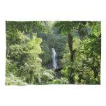 Trafalgar Falls Tropical Rainforest Photography Kitchen Towel