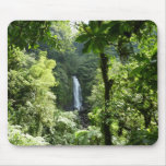 Trafalgar Falls Tropical Rainforest Photography Mouse Pad