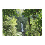Trafalgar Falls Tropical Rainforest Photography Placemat