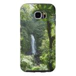 Trafalgar Falls Tropical Rainforest Photography Samsung Galaxy S6 Case