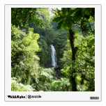 Trafalgar Falls Tropical Rainforest Photography Wall Decal