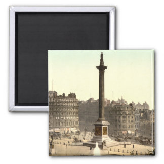 Trafalgar Square I, London, England Fridge Magnet
