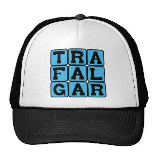 Trafalgar, Square in London Trucker Hat