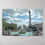 Trafalgar Square Print
