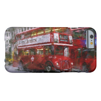 Trafalgar Square Red Double-decker Bus, London, UK Barely There iPhone 6 Case