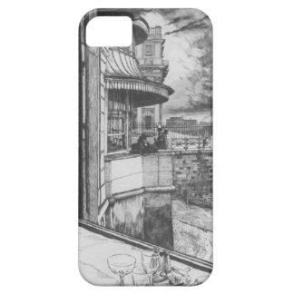 Trafalgar Tavern by James Tissot iPhone SE/5/5s Case