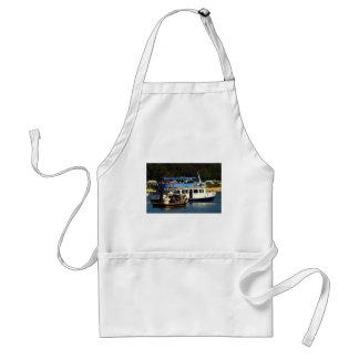 traffic adult apron