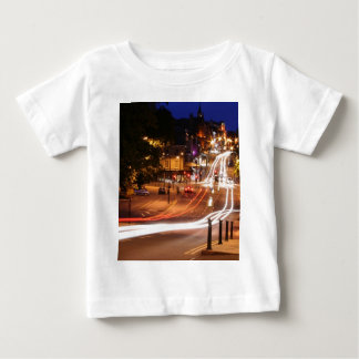 Traffic At Night In Harrogate Town Centre T Shirts