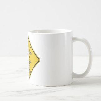 Traffic Bike Coffee Mug