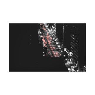"""Traffic"" Canvas Print"
