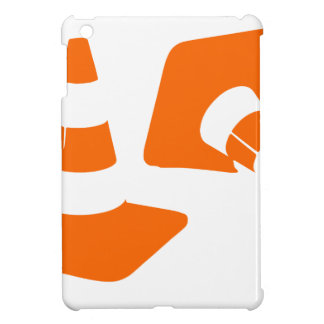 Traffic cone safety pylon  two Whitch hat marker 2 Case For The iPad Mini