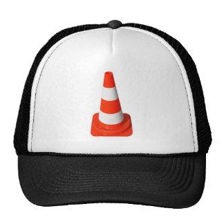 Traffic Cone Used Street Road Works Trucker Hat