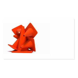traffic-cones business card