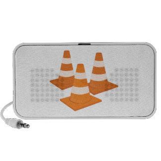 Traffic Cones iPod Speaker