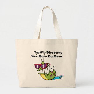Traffic Directory Beach Bag