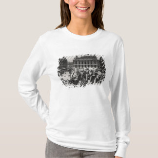Traffic in front of the Paris Opera House T-Shirt