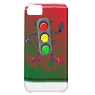 Traffic jam iPhone 5C cases