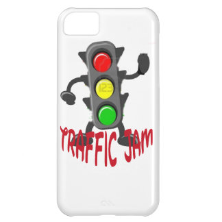Traffic Jam Cute and Funny Design iPhone 5C Cases