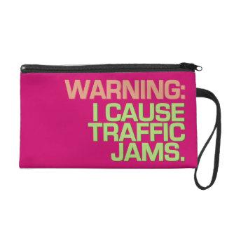 TRAFFIC JAMS custom accessory bags