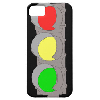 Traffic Light iPhone 5 Cases