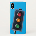 Traffic Light Dilemma iPhone X Case