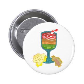Traffic Light Milkshake Badge