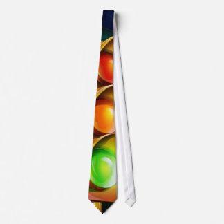 Traffic light - neck tie