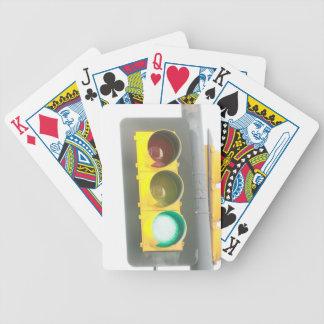 Traffic Light Poker Cards