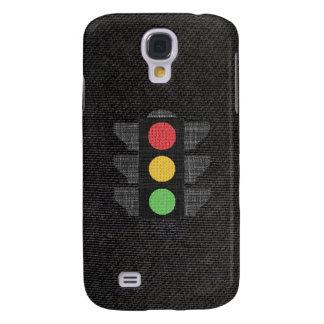 Traffic Light Samsung Galaxy S4 Cover