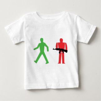 traffic light war baby T-Shirt