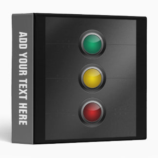 Traffic Lights Binder
