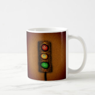 Traffic Lights Coffee Mug