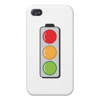 traffic lights iPhone 4/4S case