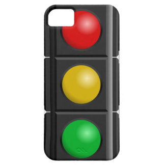 TRAFFIC LIGHTS RED YELLOW GREEN SIGNS DIRECTION iPhone 5 COVERS