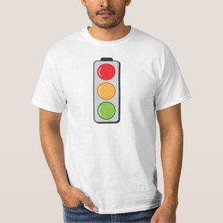 traffic lights t shirt