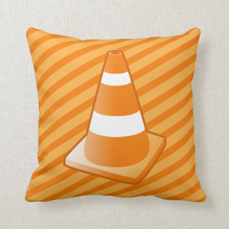 Traffic Safety Cone Pillow