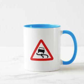 Traffic Sign Mug