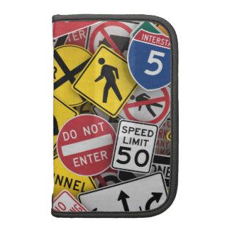 Traffic signs planner