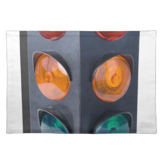 TrafficLight050915 Cloth Placemat