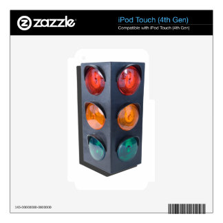 TrafficLight050915 iPod Touch 4G Decals