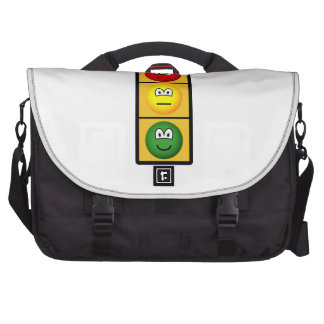 trafficlight-sadhappy png laptop commuter bag