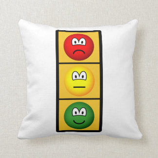 trafficlight-sadhappy.png throw pillow