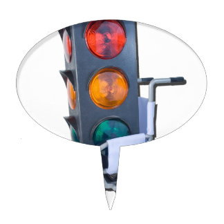 TrafficLightWheelchair052215 Cake Topper