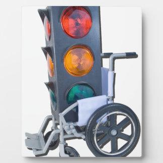 TrafficLightWheelchair052215 Plaque