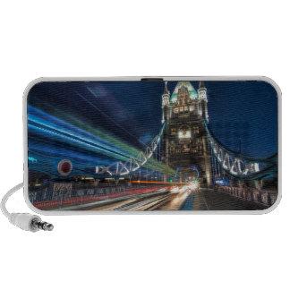 Tráfico del puente de la torre, Londres Mini Altavoces