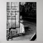 Tráfico del ser humano: Silenciado Poster