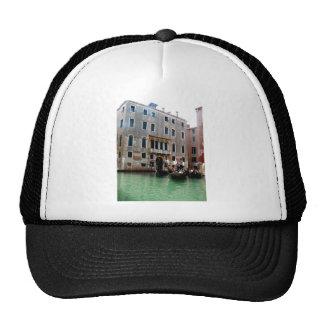Tráfico veneciano gorra